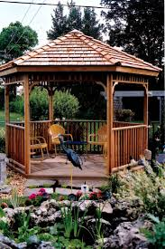 Custom Gazebo Kits by 75 Best Cedarshed Gazebo Kits Images On Pinterest Hexagon Gazebo