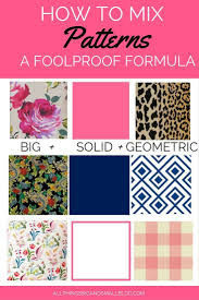 best 20 home decor fabric ideas on pinterest fabric corkboard designer secrets how to mix patterns a foolproof formula for fabrics