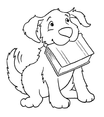 cool doggy coloring pages cool and best ideas 9121 unknown