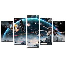 Star Wars Room Decor Australia by Online Buy Wholesale Canvas Star Wars From China Canvas Star Wars