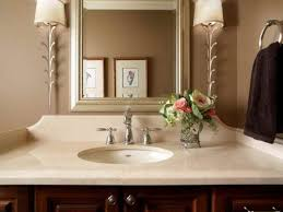 Small Powder Room Wallpaper Ideas Brushed Nickel Faucet Small Powder Room Design Ideas Design Wide