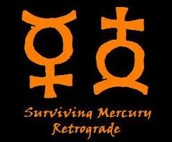 Retrogradni Merkur u zodijačkim znacima