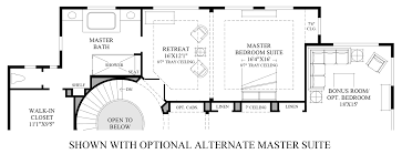 pipers glen the ballard with basement home design view floor plans