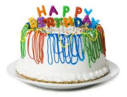 Happy Birthday Evergreen