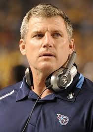 Tennessee Titans coach Mike Munchak