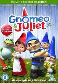 Gnomeu e Julieta Legendado DVDRip Rmvb
