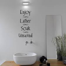 Wall Art Ideas For Bathroom by Bathroom Vinyl Bathroom Wall Art Ideas Cool Features 2017