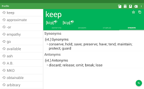 erudite dictionary translator u0026 widget android apps on google play