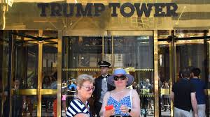 the secret service no longer has a command post inside trump tower