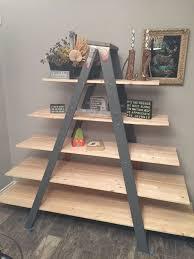 best 25 wooden ladders ideas on pinterest wooden ladder decor