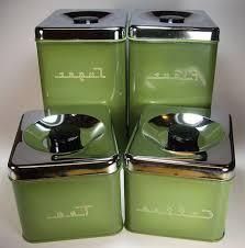 Green Canister Sets Kitchen 100 Canister Set For Kitchen Fingerhut Chef U0027s Mark 4