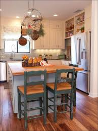 kitchen wooden kitchen cart on wheels portable kitchen table