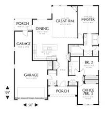 2000 Sq Ft Bungalow Floor Plans Very Attractive 7 2 Bedroom Bath Home Plans 900 Sq Ft Ranch Style
