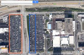 Chicago Parking Map by Uic Emergency Medicine Residency Clinical Site Mercy
