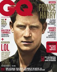 prince harry gq cover
