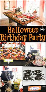 birthday halloween decorations halloween birthday party halloween birthday parties halloween