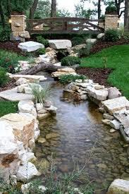 Best  Backyard Stream Ideas On Pinterest Garden Stream Pond - Backyard river design