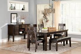 interior black kitchen table with bench stunning design corner