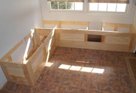 Plans To Build A Storage Bench by Ana White Built In Storage Bench Diy Projects