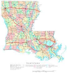 Southern Colorado Map by Louisiana Printable Map