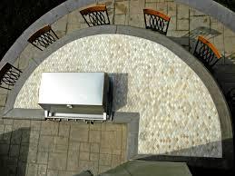 selecting outdoor kitchen flooring hgtv