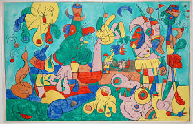 Ubú, rey de Miró