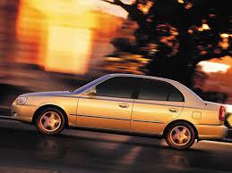 hyundai accent 4 doors specs 1999 2000 2001 2002 2003