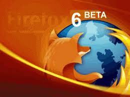 متصفح فاير فوكس 6 تجريبي Mozilla Firefox 6.0 Beta 2