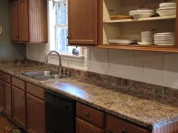 Kitchen Counter Designs by Countertops Space Between Kitchen Counter And Upper Cabinets