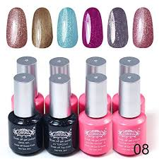 2014 new perfect summer gel nail polish 6 different colors base