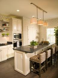 Wallpaper In Kitchen Ideas Trendy Wallpaper For Home Designer Homes Home Design Decoration