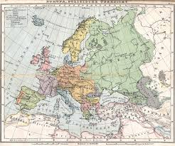 Map Of 1914 Europe by The European Theatre Of Wwi Early World War I Alternative