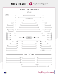 seating charts playhouse square