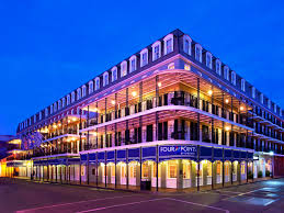 new orleans hotels four points by sheraton french quarter