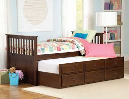Full Size Trundle Bed Frame Bedrooms Pop Up Trundle Bed Frame Trundle Bed Trundle Daybed