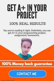Programming Assignment Help  Programming Project Help  Programming Homework Help  Programming Lab Help
