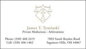 Business Card Printing San Diego Full Color Business Cards Lawyer Mediator Arbitrator New York