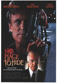 No Place to Hide - Men of Action (1993)