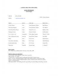 Resume Template Docs  sample google resume resume google docs info     Technical Theatre Resume Template Resume Exampl high school       resume template docs