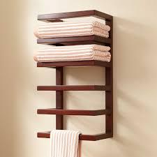 choosing best bathroom towel holder ideas at homes designs inside
