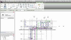 Elevation Symbol On Floor Plan Autodesk Revit Creating Elevation Views Youtube