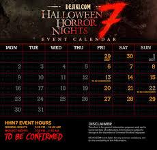 jabbawockeez halloween horror nights hhn dates