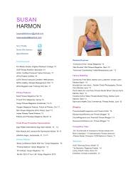 Personal Trainer Sample Resume by Sample Resume For Personal Trainer Free Resume Example And