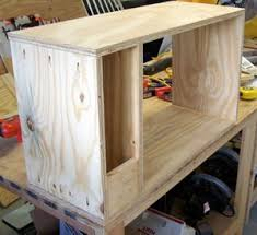 build your own cabinets using these free easy woodworking plans