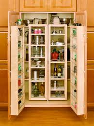 Kitchen Pantry Furniture Pantry Cabinets For Kitchen Riccar Us