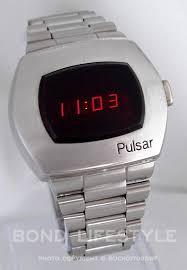 Hamilton Pulsar P       LED digital watch
