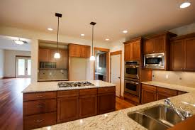 Painting Pressboard Kitchen Cabinets by Check Out These Trendy Two Toned Kitchens