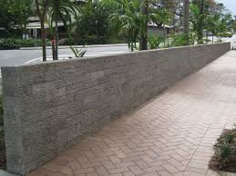 Stone Cladding For Garden Walls by Landscapes Fences U0026 Walls Sareen Stone