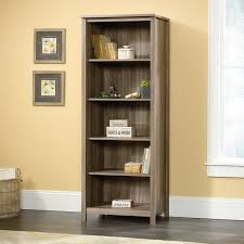 Sauder Black Bookcase by Furniture Home Lowes Bookshelves Inside Trendy Furniture Simple