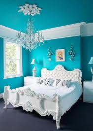Best Bedrooms With White Furniture For - Turquoise paint for bedroom